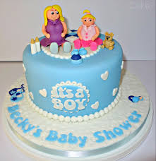 baby boy themed baby shower cake www cakeseven wix facebook