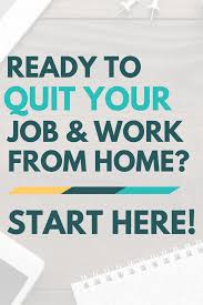 Work From Home Graphic Design Quit Your Job To Work From Home Start Here Business