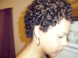 curling rods for short natural hair rod setting natural hair with nmoultry curlynikki natural hair