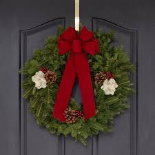 acadia christmas wreath fresh christmas wreath