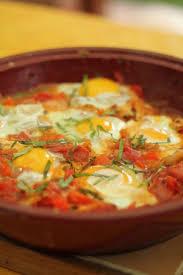 recette de cuisine avec des oeufs tchoutchouka aux oeufs et poivrons la cuisine et les voyages de pripri