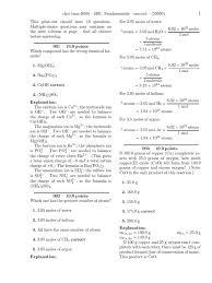 quest 1 stoichiometry answers mole unit ion