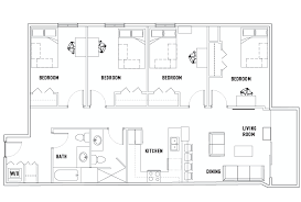 green floor plans floor plans 309 green housing chaign il