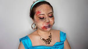 part 1 easy halloween inspired look disney zombie princess