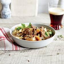 thanksgiving beer recipe flemish beef and beer stew recipe myrecipes