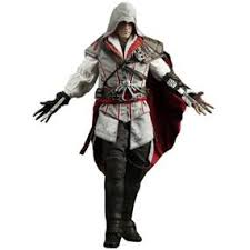 Ezio Halloween Costume Assassin U0027s Creed 2 Toys Deluxe Action Figure Ezio