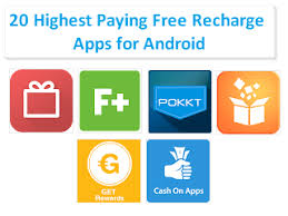 free apps for android 20 best free recharge android apps to earn talktime 2018 spycoupon