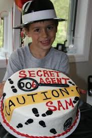 spy or detective themed birthday party for boys projects to try
