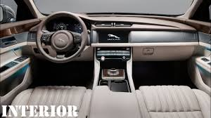2018 Jaguar Xf Interior Stunning Beautiful Youtube