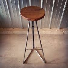 Industrial Metal Bar Stool Furniture Vintage Metal Bar Stools Counter Inches Industrial