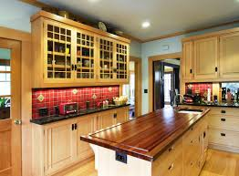 remodeling your kitchen by using mission style decorating