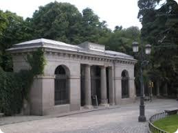 Botanic Garden Mansion Botanical Garden Madrid Tourist Attractions