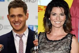 white by michael buble and shania 100 images michael bubl礬