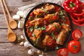 comment cuisiner le poulet comment préparer le poulet à la basquaise conseils recette
