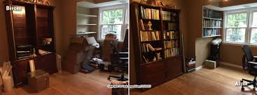 Home Office Organizers Before U0026 After Photos On Task Organizing Professional Organizer