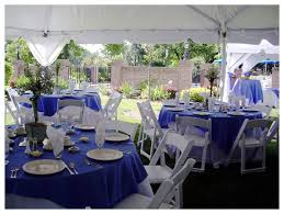 tables and chair rentals table chair rentals bauer s tents party rentals