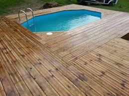 petite piscine enterree piscine en bois vercors piscine