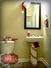 Decorating A Powder Room Uniquely Grace A Lauer Christmas Home Tour Cardinals Candy