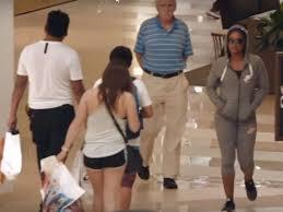 gabby douglas surprises shoppers at aventura mall aventura fl patch