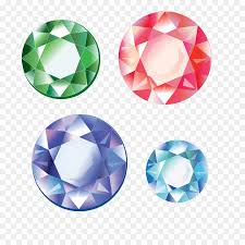 blue diamond necklace gem images Gemstone blue diamond gem jewelry cartoon png download 1458 jpg
