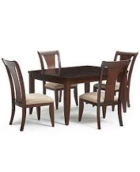 wood dining room sets metropolitan dining room furniture created for macy s furniture