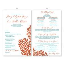 coral wedding invitations coral wedding invitations