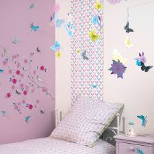 decoration chambre fille papillon attractive deco de chambre de fille 8 chambre fille papillon