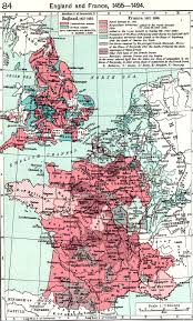 Map Of France And England by Medieval France Maps Home Page