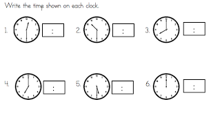 free worksheets time worksheets cut and stick free math