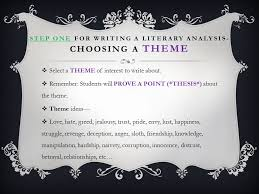 betrayal themes in literature writing a literary analysis ppt video online download