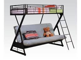 twin over futon bunk bed wood u2014 modern storage twin bed design