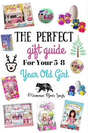 the perfect gift guide for your 5 8 year old mamma bear says
