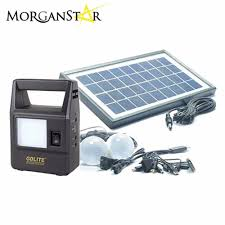 morganstar gdlite gd8030 solar lighting system lazada ph