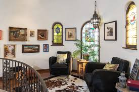 founder house american rag founder lists 1928 spanish style house in los feliz