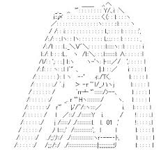 Ascii Art Meme - art and ascii the stories behind all those brackets slashes and
