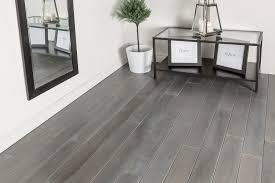 Silver Laminate Flooring Jasper Hardwood European Brushed Oak Collection Sky Gray Oak