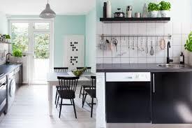 farbe für küche so frisch wie minze mintgrün in der küche bild 6 living at home