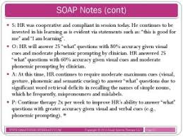 Soap Notes For Therapist Creating A Functional Therapy Plan Thera Slp Pinterest Soap