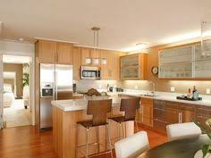 maple cabinets with white countertops my sister s new kitchen surprise it s not white or subway tile