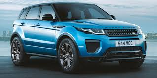 toyota land rover 1970 2017 range rover evoque landmark special edition revealed