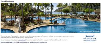 everything you need to about marriott hotel air packages