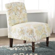Slipper Armchair Charlton Home Roland Tufted Slipper Chair U0026 Reviews Wayfair