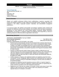 Sample Resume Usa by Free Federal Resume Sample From Resume Prime