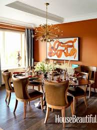 81 best orange dining room images on pinterest orange dining