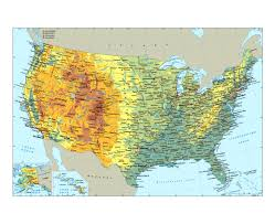 map usa russia maps of usa detailed map of united states of america in