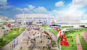 hong kong tourist bureau revealed hong kong s ambitious plans for us 32bn sports park