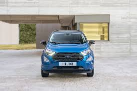 2018 ford ecosport st line front autobics