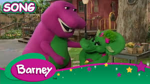 barney count numbers song