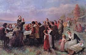 muskegonpundit governor william bradford s 1623 thanksgiving day