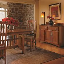 Mission Dining Room Chairs by Mission Dining Set Locally Handcrafted Tables Solid Hardwood